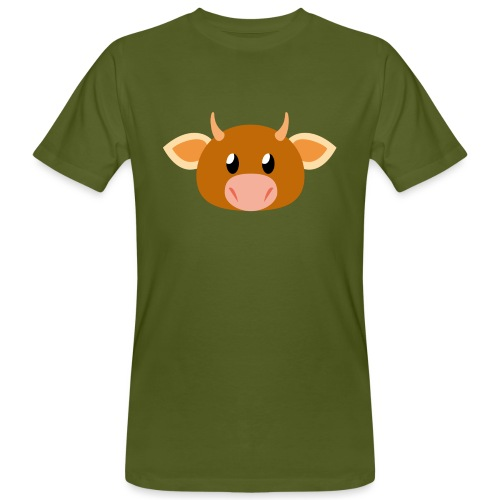 Kuh »Mili« - Men's Organic T-Shirt