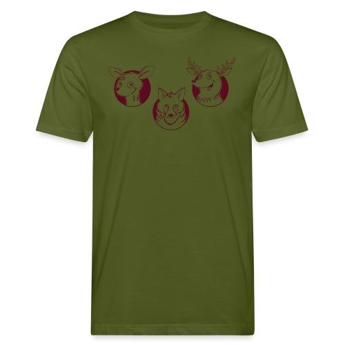 Weidmannsheil - Männer Bio-T-Shirt