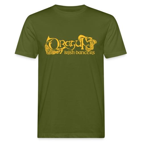 dragunlogo - Miesten luonnonmukainen t-paita