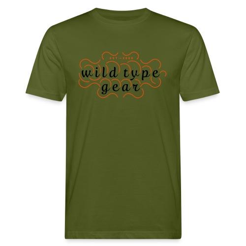 wtg stiched 2 - Men's Organic T-Shirt