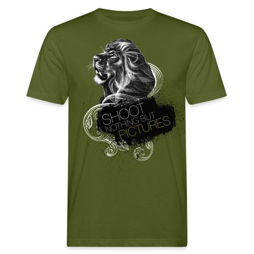 Cecil voor op een gekleurd shirt - Men's Organic T-Shirt