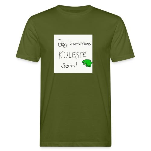 Kul sønn - Økologisk T-skjorte for menn