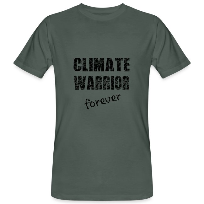 Klimaatverandering: Climate Warrior Forever
