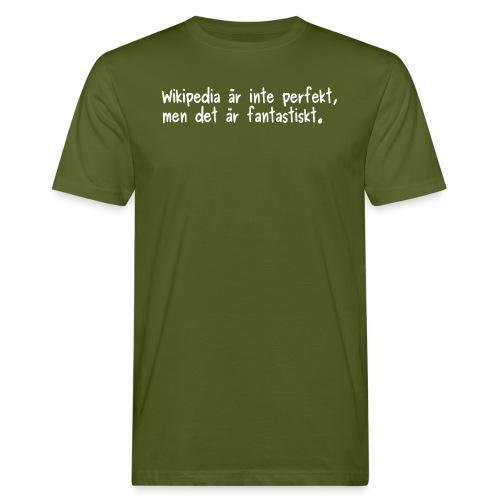 fantastiskt - Ekologisk T-shirt herr