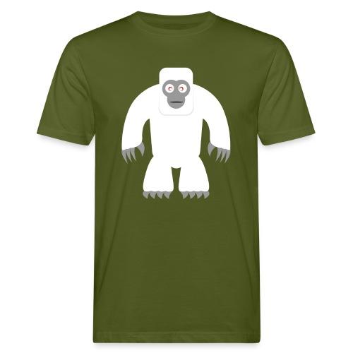 Yeti - Männer Bio-T-Shirt