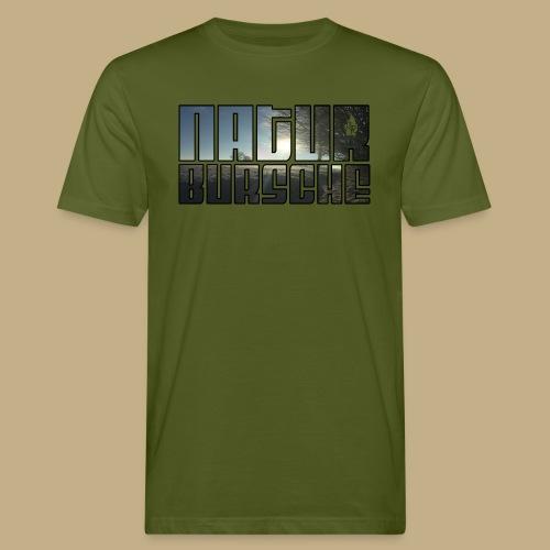 Naturbursche Ice - Männer Bio-T-Shirt