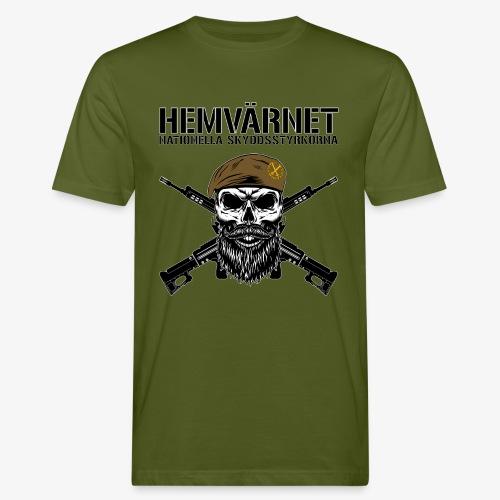 Hemvärnet - Korslagda Ak 4C - Ekologisk T-shirt herr