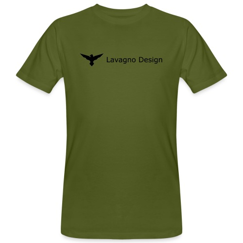 Lavagno Design - T-shirt ecologica da uomo