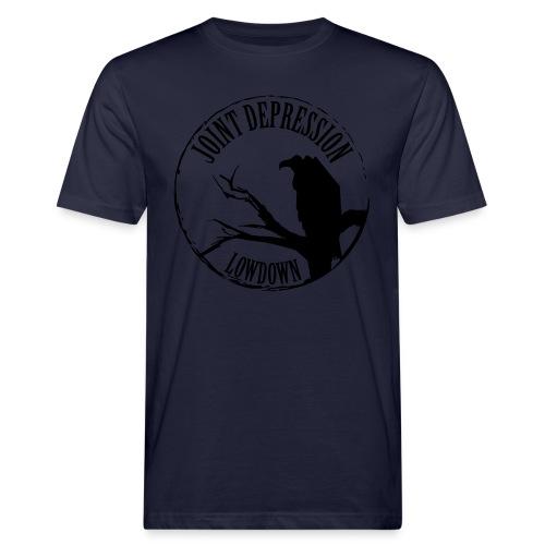jd lowdown beercoaster4 - Miesten luonnonmukainen t-paita