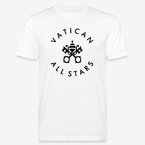 VATICAN ALLSTARS - Men's Organic T-Shirt