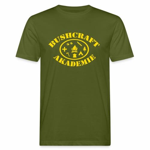 Bushcraft Akademie png - Men's Organic T-Shirt