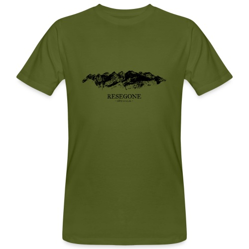 GoClassic | Resegone - T-shirt ecologica da uomo