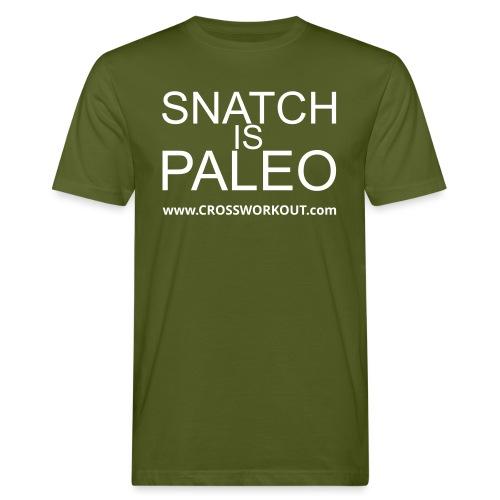 CW SnatchIs v11k - Männer Bio-T-Shirt