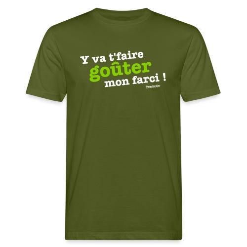 benaese_monfarci - T-shirt bio Homme