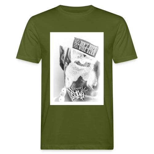AutogrammkarteKlein6 jpg - Männer Bio-T-Shirt