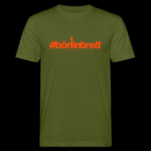 börlinbrett - Männer Bio-T-Shirt