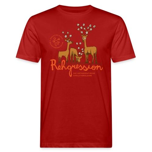Rehgression - Männer Bio-T-Shirt