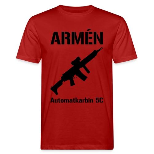 ARMÈN - Ak 5C - Ekologisk T-shirt herr
