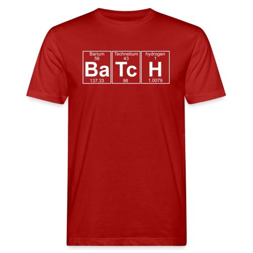 Ba-Tc-H (batch) - Full - Men's Organic T-Shirt
