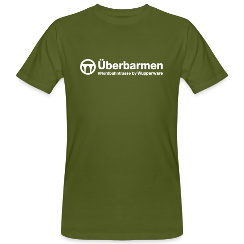 Ueberbarmen - Männer Bio-T-Shirt
