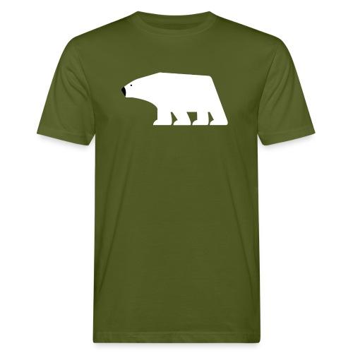 Polarbear, Eisbaer - Männer Bio-T-Shirt