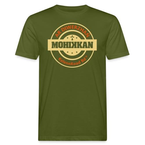 Le Dernier MohiKKan - T-shirt bio Homme