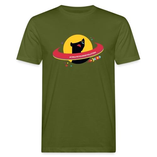 Anne-Marie Pappas - Create Your Revolution - Men's Organic T-Shirt