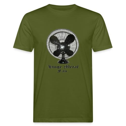 hugemetallfan - Miesten luonnonmukainen t-paita