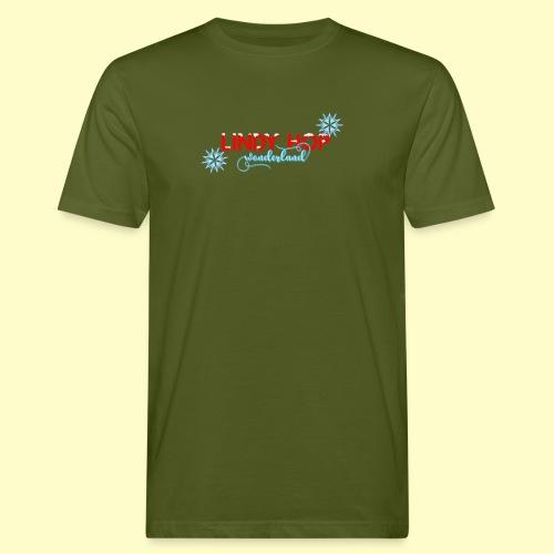 Lindy Hop Wonderland Tanz T-shirt - Männer Bio-T-Shirt