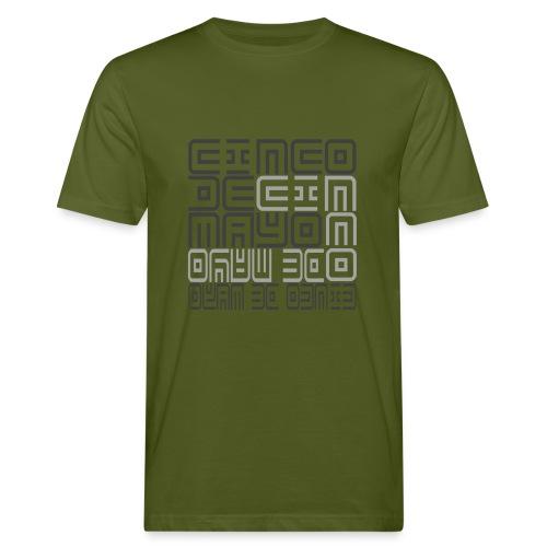 Mexico - Cinco de Mayo - Mannen Bio-T-shirt