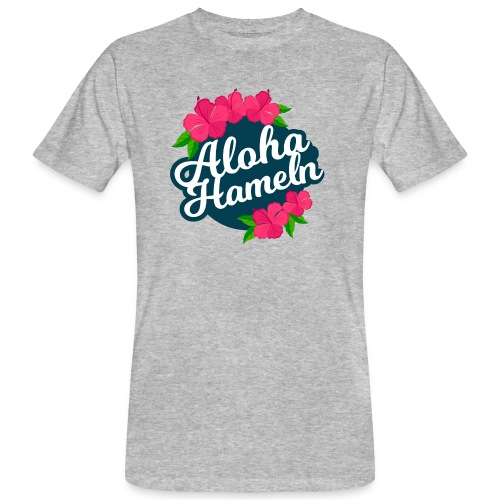 Aloha Hameln | Hawaii SunShine | - Männer Bio-T-Shirt