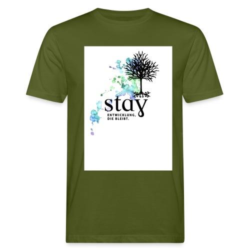 motiv2 - Männer Bio-T-Shirt