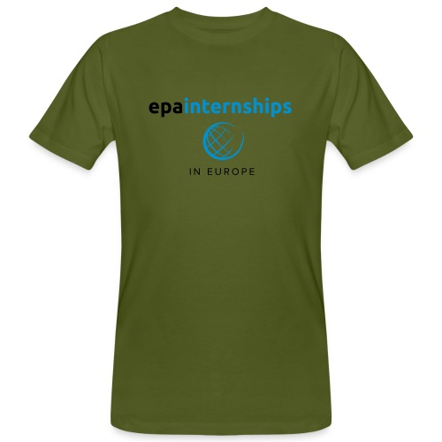 EPA Shirt Black - Men's Organic T-Shirt