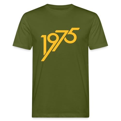 1975 future - Männer Bio-T-Shirt