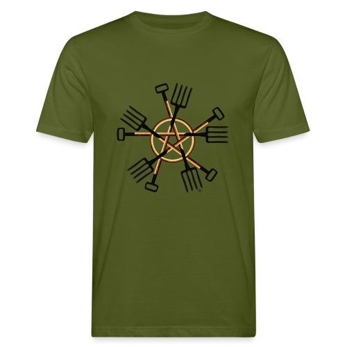 PAGAN GARDENER - Men's Organic T-Shirt