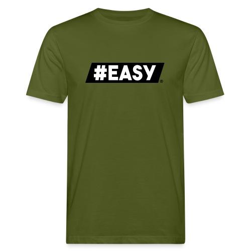 #EASY Classic Logo T-Shirt - T-shirt ecologica da uomo