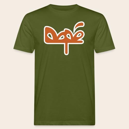 DAPE LOGO - T-shirt ecologica da uomo