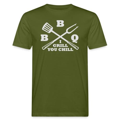 BBQ - T-shirt bio Homme