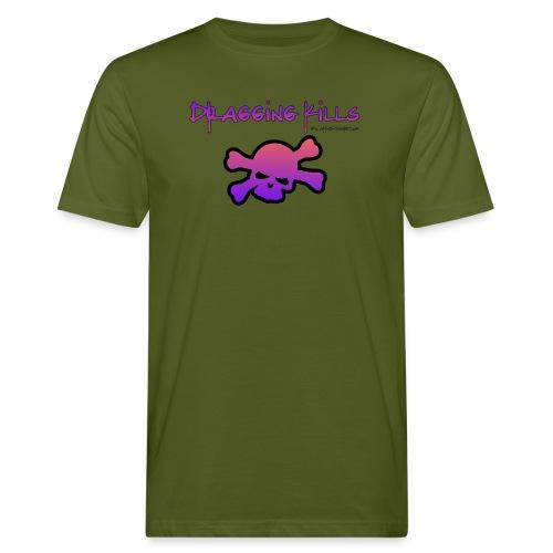 Dragging Kills - Men's Organic T-Shirt
