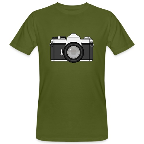 Shot Your Photo - T-shirt ecologica da uomo
