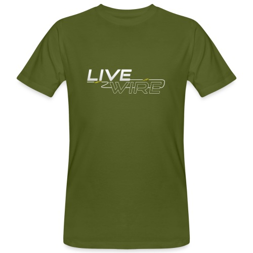 YT_Watermark - Men's Organic T-Shirt
