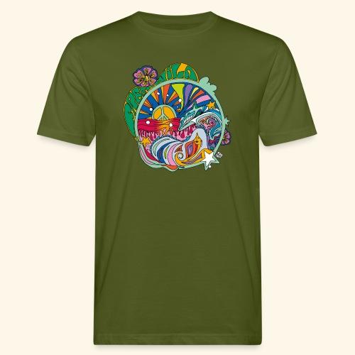 freenwild - Camiseta ecológica hombre