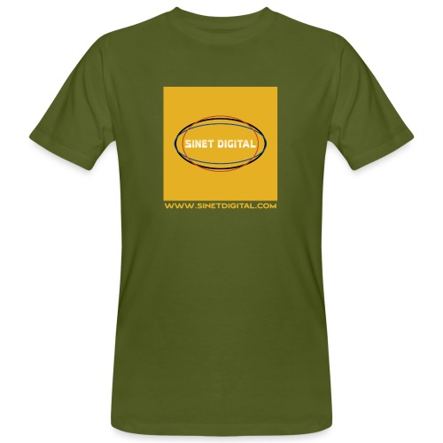 SINET DIGITAL - T-shirt bio Homme