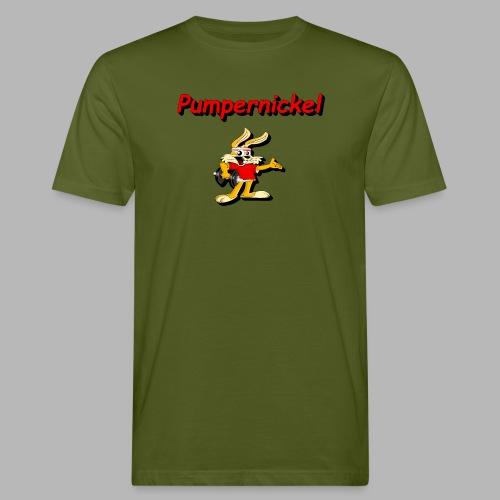 Pumpernickel - Männer Bio-T-Shirt