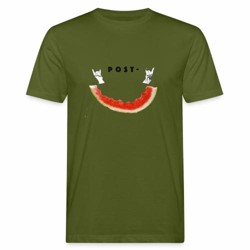 Post Melone - Økologisk T-skjorte for menn