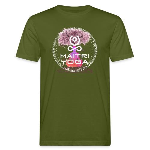 Tree Of Life MaitriYoga - T-shirt bio Homme