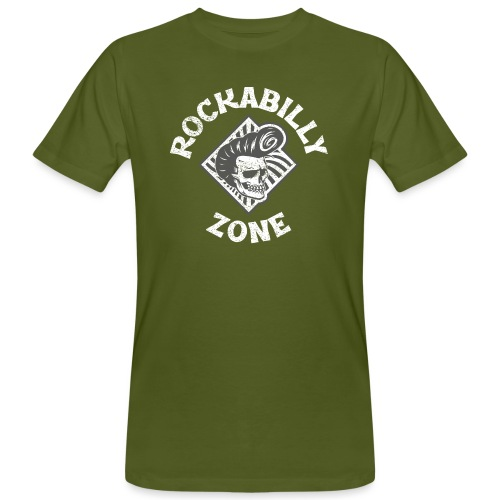 rockabilly - T-shirt bio Homme