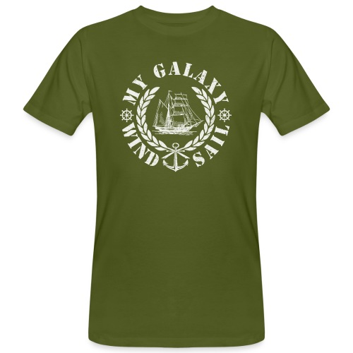 MY GALAXY - Men's Organic T-Shirt