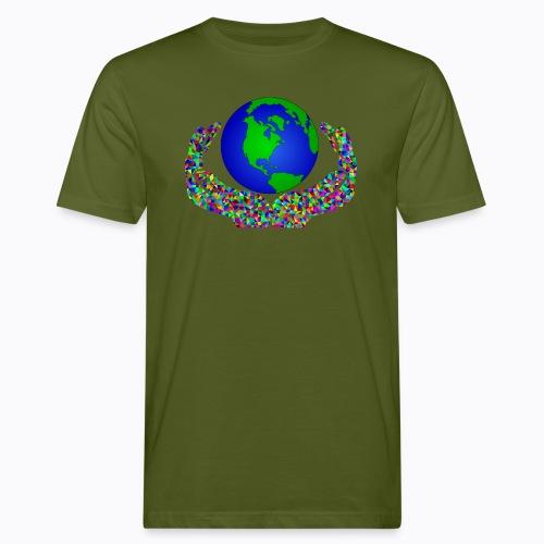 world union - Men's Organic T-Shirt