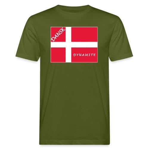 Dänemark 21.1 - Männer Bio-T-Shirt